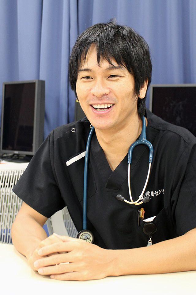 VOICE   鳥取大学医学部附属病院 救命救急センター