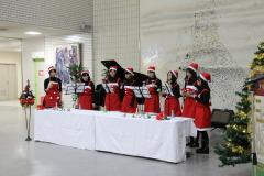 クリスマスコンサート①