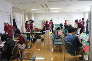 米子市ふれあい健康フェス6