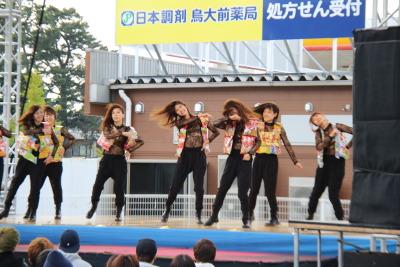 ダンス部「ダンスステージ」