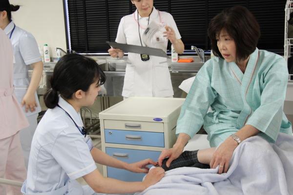 成人看護学演習2