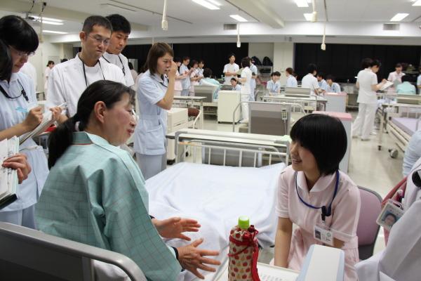 成人看護学演習3