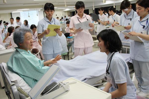 成人看護学演習4