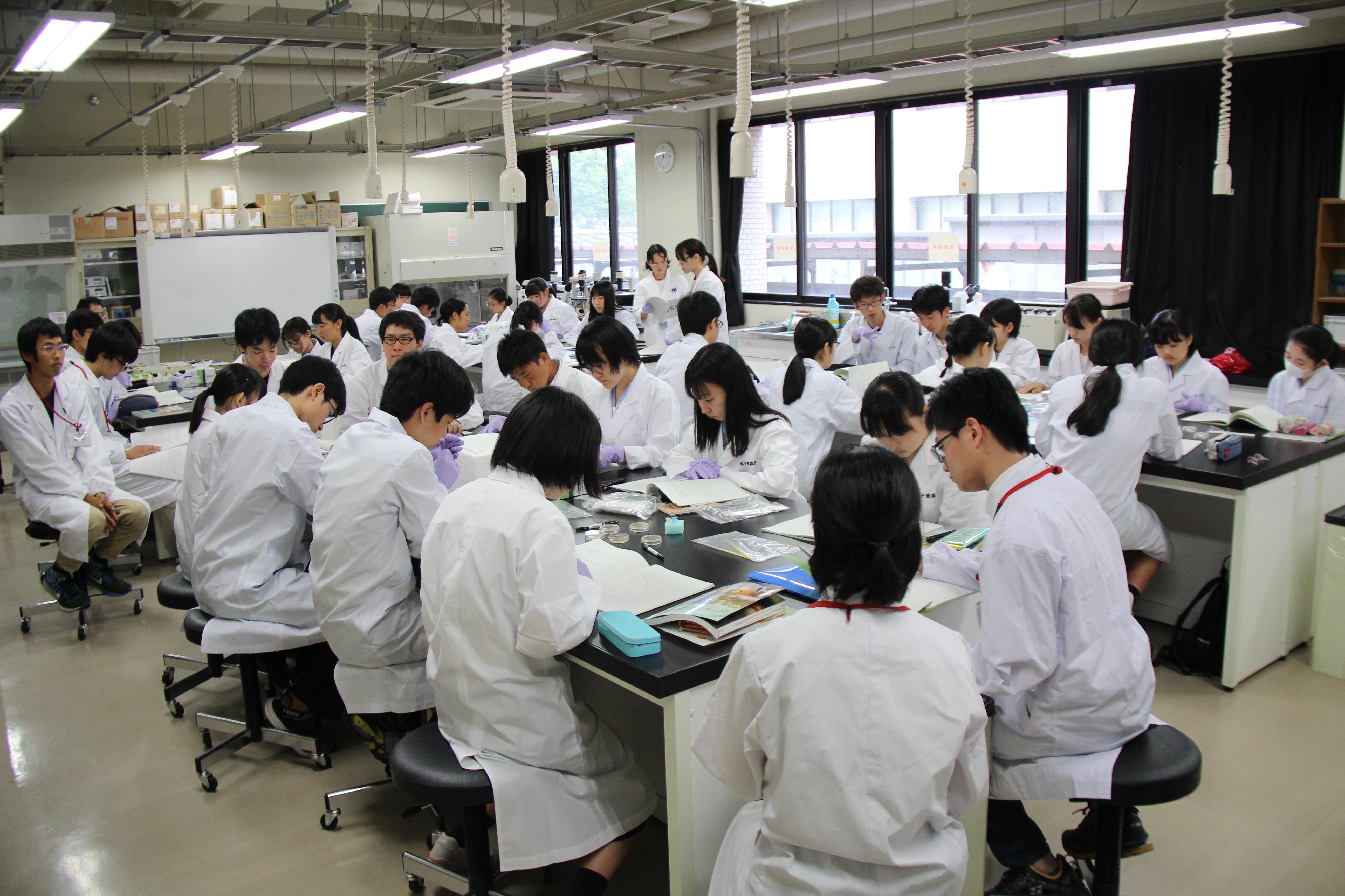 米子東高等学校「探究的な学習」01