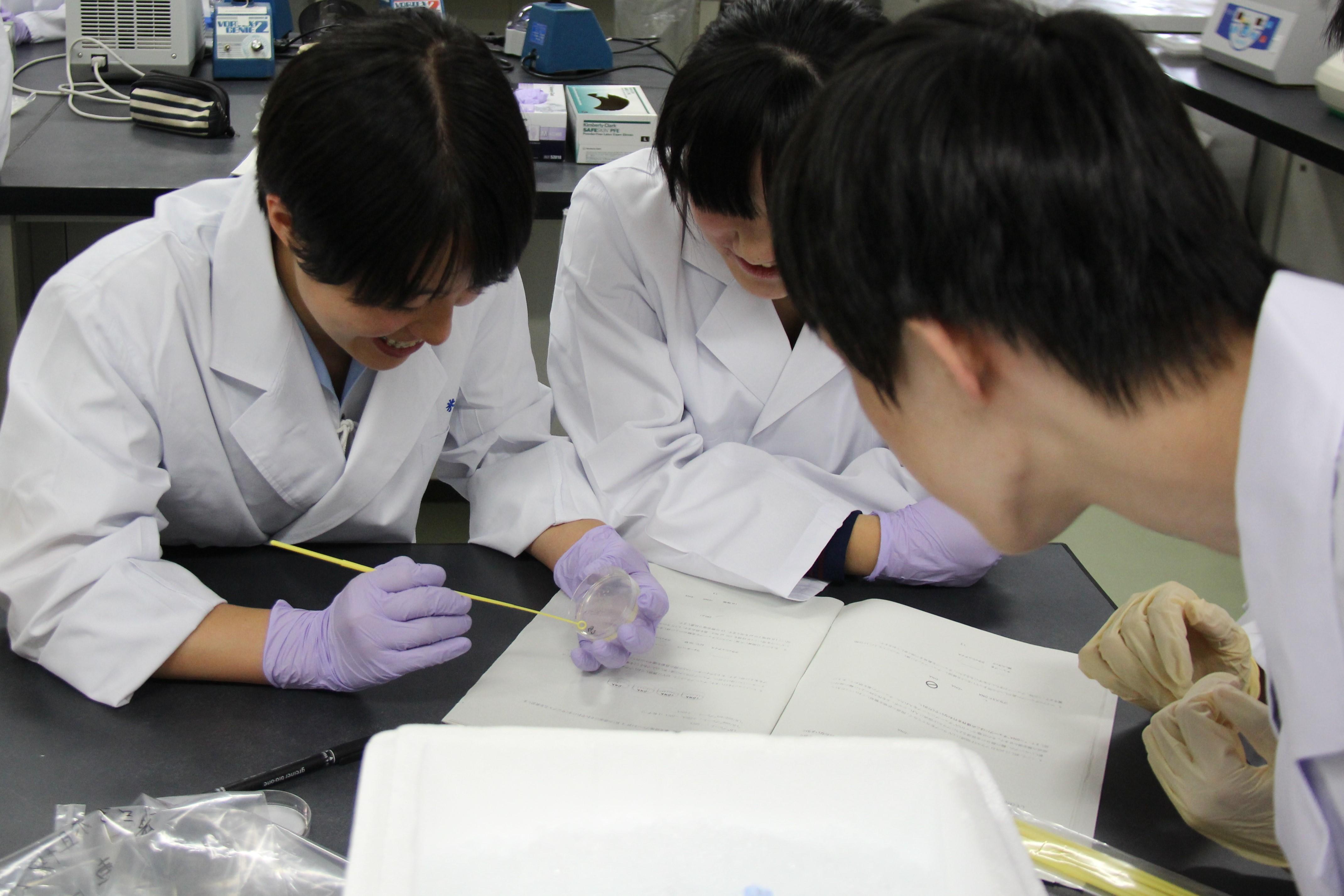 米子東高等学校「探究的な学習」02