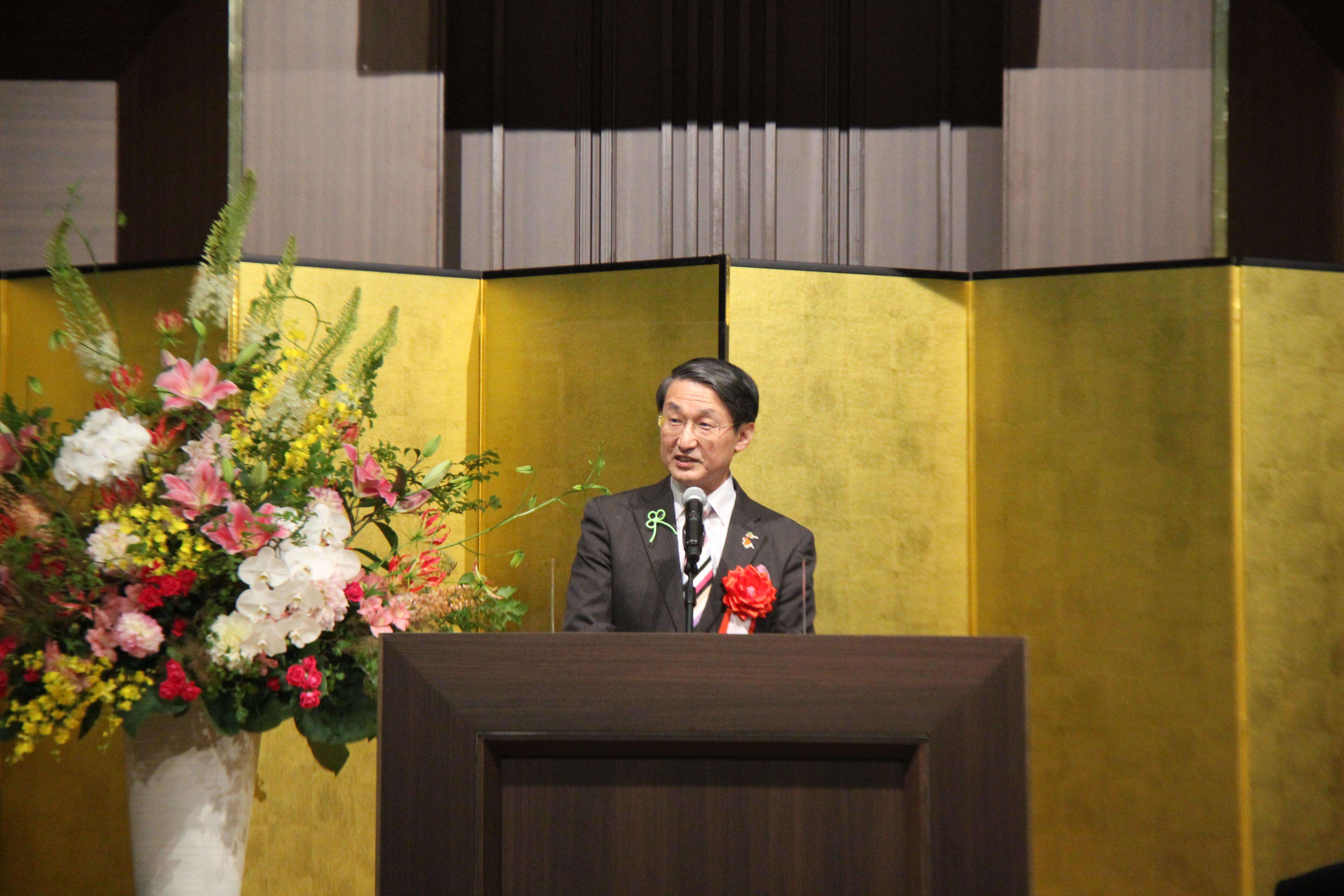 トップ > 新着情報 > 75周年記念式典・記念講演会を挙行しました 03
