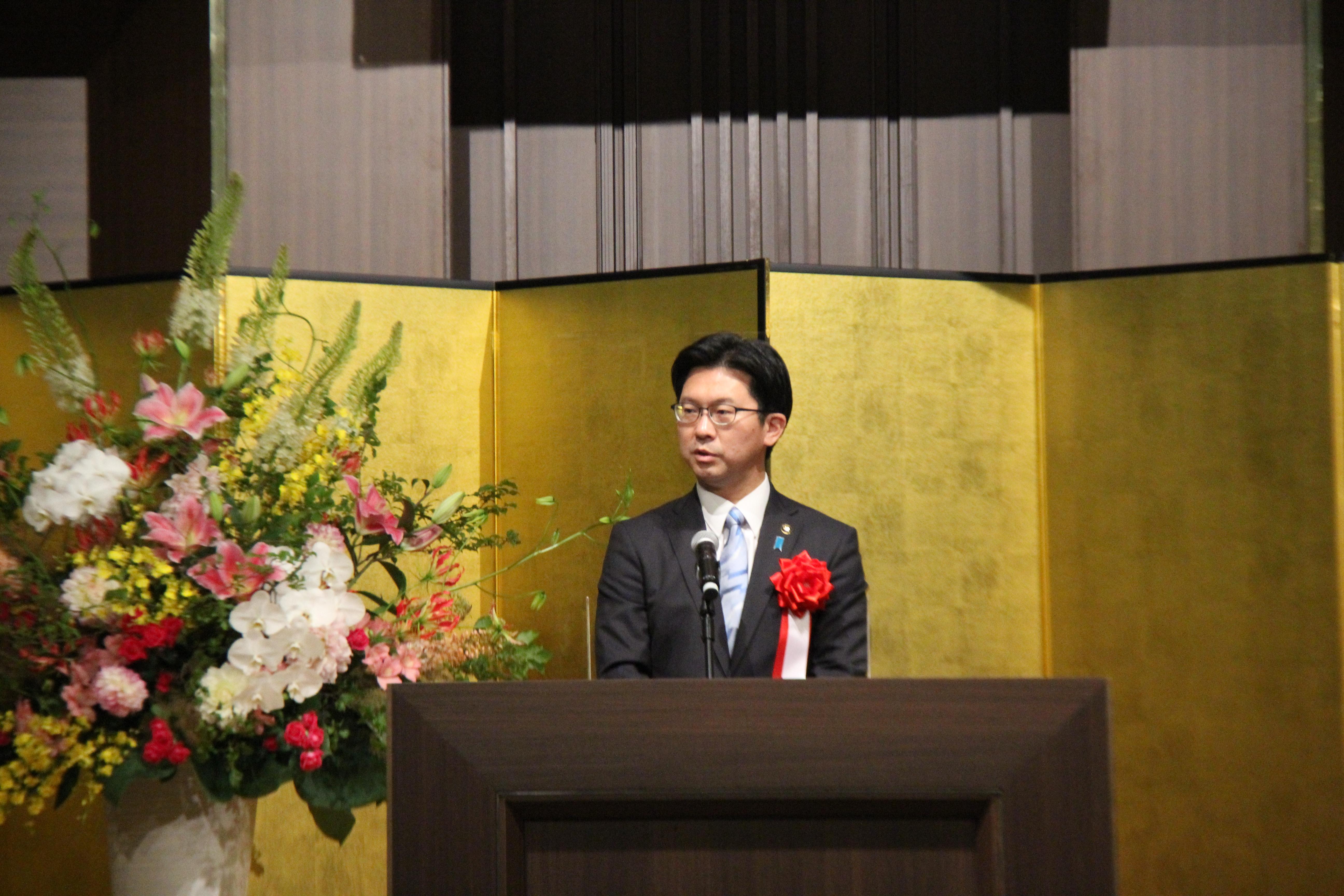 トップ > 新着情報 > 75周年記念式典・記念講演会を挙行しました 04