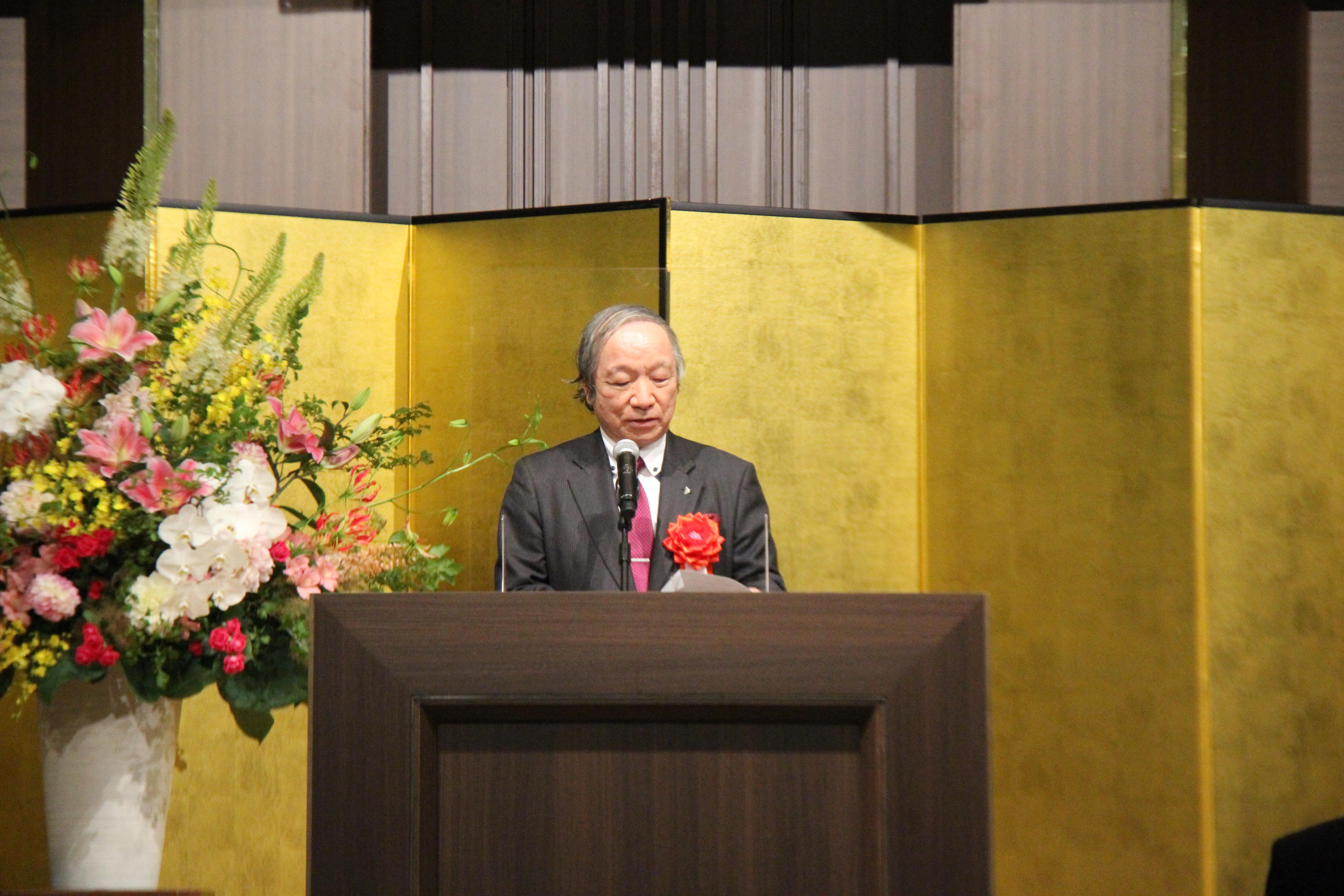トップ > 新着情報 > 75周年記念式典・記念講演会を挙行しました 05