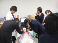 鳥取県立八頭高等学校