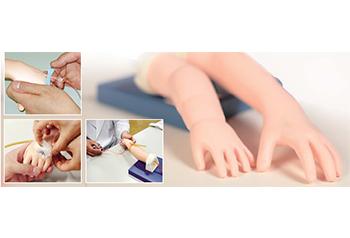spot_mini_12_小児の手背静脈注射シミュレータ(幼児用・乳児用)
