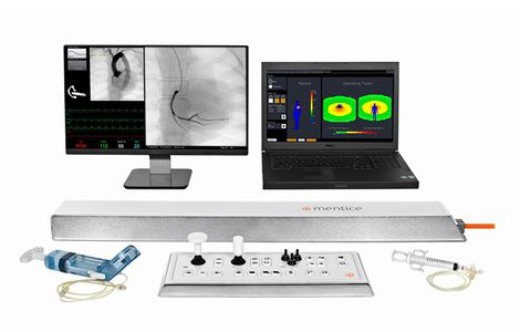 血管インターベンションシミュレーショントレーナMentice VIST G5